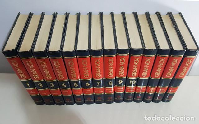 Enciclopedias de segunda mano: DICCIONARIO ENCICLOPEDICO GRAN VOX COMPLETA 10 TOMOS + 4 APENDICES, BIBLIOGRAF 1990, VER DESCRIPCION - Foto 2 - 186171923