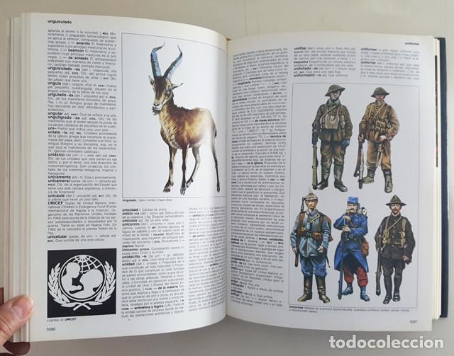 Enciclopedias de segunda mano: DICCIONARIO ENCICLOPEDICO GRAN VOX COMPLETA 10 TOMOS + 4 APENDICES, BIBLIOGRAF 1990, VER DESCRIPCION - Foto 5 - 186171923