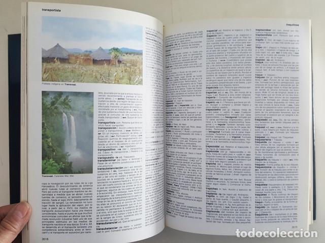 Enciclopedias de segunda mano: DICCIONARIO ENCICLOPEDICO GRAN VOX COMPLETA 10 TOMOS + 4 APENDICES, BIBLIOGRAF 1990, VER DESCRIPCION - Foto 6 - 186171923
