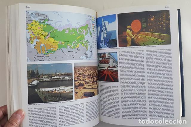 Enciclopedias de segunda mano: DICCIONARIO ENCICLOPEDICO GRAN VOX COMPLETA 10 TOMOS + 4 APENDICES, BIBLIOGRAF 1990, VER DESCRIPCION - Foto 8 - 186171923