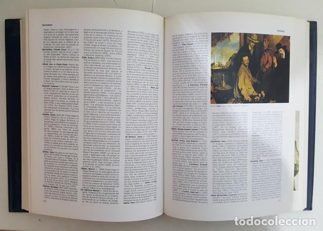Enciclopedias de segunda mano: DICCIONARIO ENCICLOPEDICO GRAN VOX COMPLETA 10 TOMOS + 4 APENDICES, BIBLIOGRAF 1990, VER DESCRIPCION - Foto 10 - 186171923