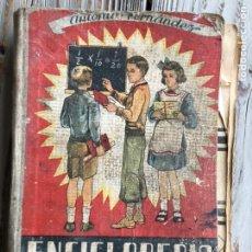 Libri di seconda mano: ENCICLOPEDIA PRÁCTICA GRADO MEDIO.ANTONIO FERNANDEZ .1950.. Lote 186342785