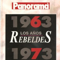 Enciclopedias de segunda mano: 228. LOS AÑOS REBELDES 1963-1973. Lote 187609853