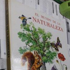 Enciclopedias de segunda mano: EL MUNDO DE LA NATURALEZA. ENCICLOPEDIA EN COLORES.1971. Lote 187610456