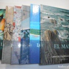 Enciclopedias de segunda mano: VV.AA GRAN ENCICLOPEDIA DEL MAR (6 TOMOS) Y97541. Lote 188541720