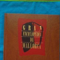 Enciclopedias de segunda mano: GRAN ENCICLOPEDIA DE MALLORCA VOLUM 14. Lote 189104366