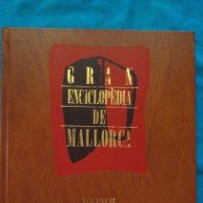 Enciclopedias de segunda mano: GRAN ENCICLOPEDIA DE MALLORCA VOLUM 15. Lote 189104435