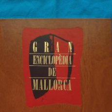 Enciclopedias de segunda mano: GRAN ENCICLOPEDIA DE MALLORCA VOLUM 16. Lote 189104477