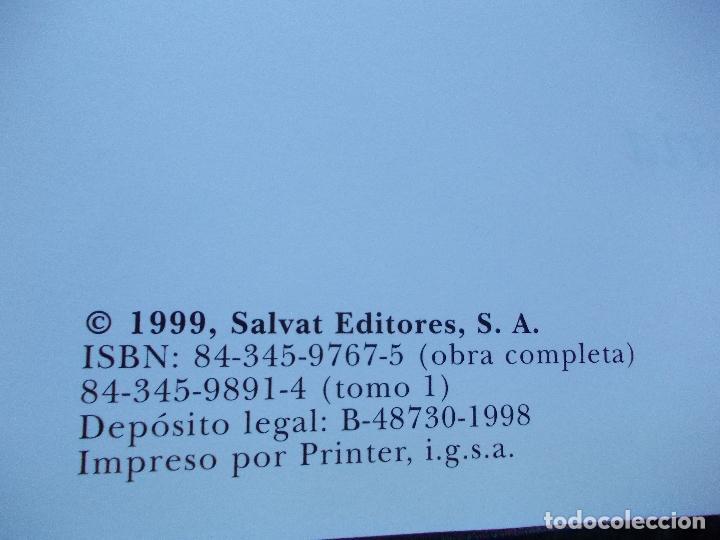 Enciclopedias de segunda mano: HISTORIA UNIVERSAL SALVAT 17 TOMOS PRECIO INCLUIDO CERTIFICADO - Foto 2 - 189413883