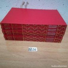 Enciclopedias de segunda mano: ENCICLOPEDIA FUNDAMENTAL, COMPLETA EN 6 TOMOS -ED. GODAYOL AÑO 1974. Lote 189587688