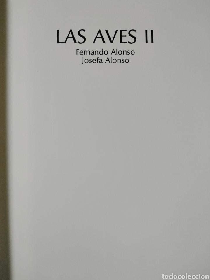 Enciclopedias de segunda mano: Los Secretos de la Naturaleza - Las Aves II - Club Internacional del Libro (1994) - Foto 2 - 190503482