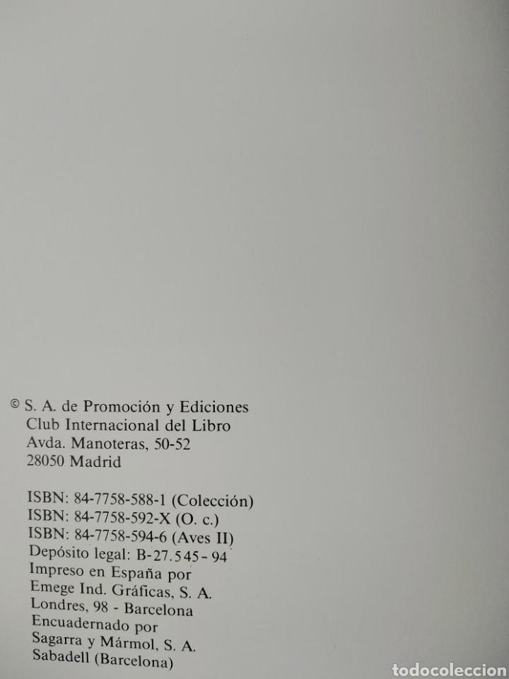 Enciclopedias de segunda mano: Los Secretos de la Naturaleza - Las Aves II - Club Internacional del Libro (1994) - Foto 3 - 190503482