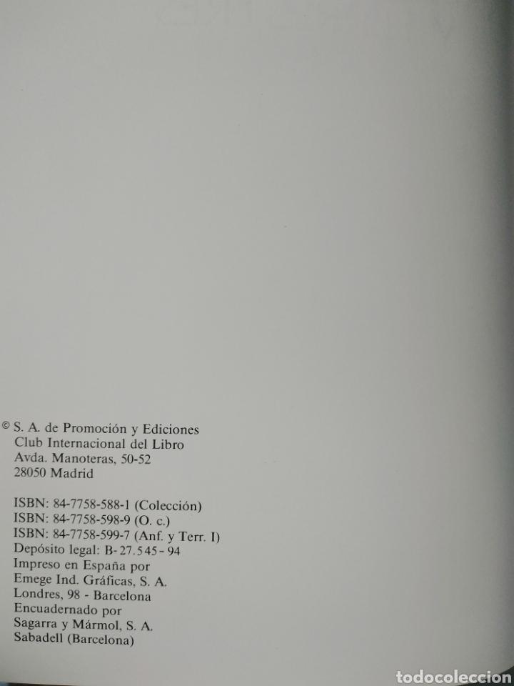 Enciclopedias de segunda mano: Los Secretos de la Naturaleza - Animales Anfibios y Terrestres I - (1994) - Foto 5 - 190505151