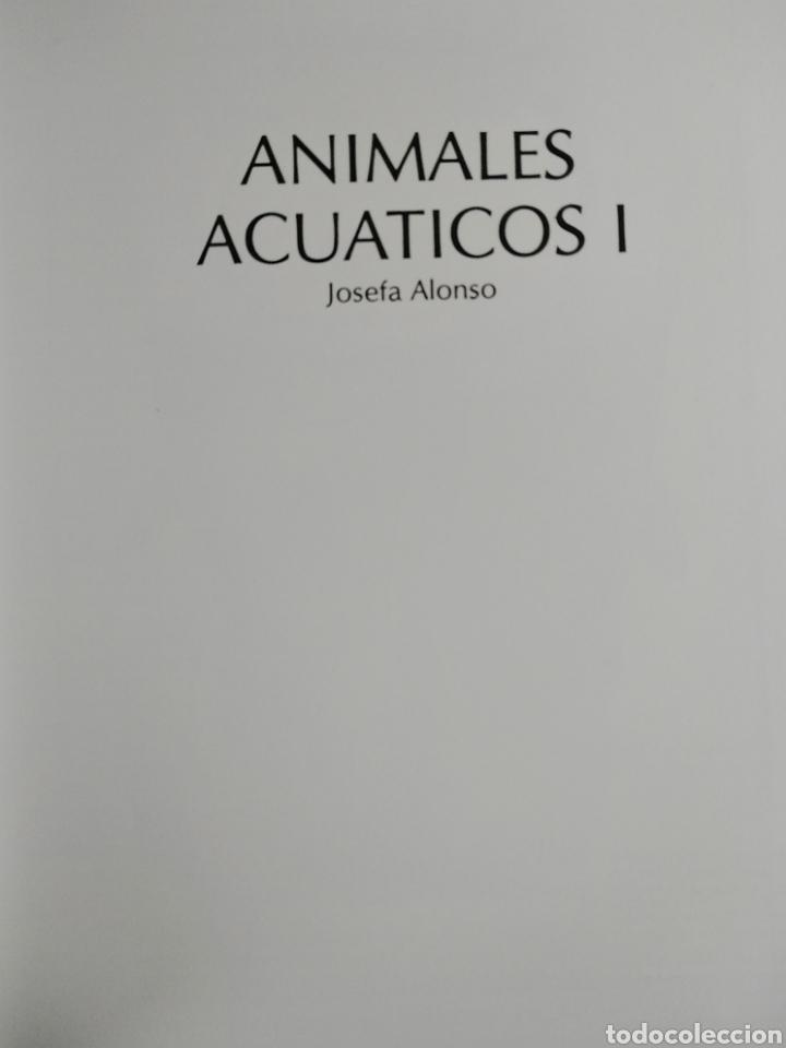 Enciclopedias de segunda mano: Los Secretos de la Naturaleza - Animales Acuáticos I (1994) - Foto 3 - 190508097