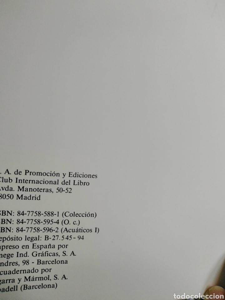 Enciclopedias de segunda mano: Los Secretos de la Naturaleza - Animales Acuáticos I (1994) - Foto 4 - 190508097