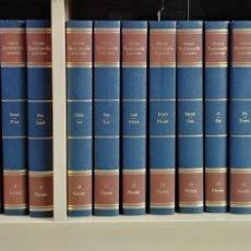 Enciclopedias de segunda mano: NUEVA ENCICLOPEDIA LAROUSSE - 22 TOMOS - 1ª EDICIÓN (1980) - EDITORIAL PLANETA. Lote 190520416