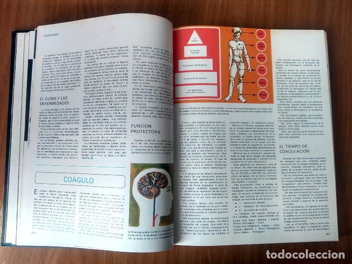 Enciclopedias de segunda mano: LA MEDICINA Y LA SALUD - COMPLETA: 7 VOLÚMENES- ED RIODUERO MIÑÓN 1973 - 2160 PAG - Foto 13 - 189895342