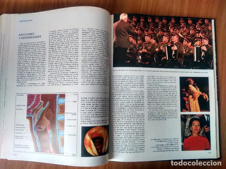 Enciclopedias de segunda mano: LA MEDICINA Y LA SALUD - COMPLETA: 7 VOLÚMENES- ED RIODUERO MIÑÓN 1973 - 2160 PAG - Foto 17 - 189895342