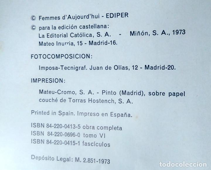 Enciclopedias de segunda mano: LA MEDICINA Y LA SALUD - COMPLETA: 7 VOLÚMENES- ED RIODUERO MIÑÓN 1973 - 2160 PAG - Foto 3 - 189895342
