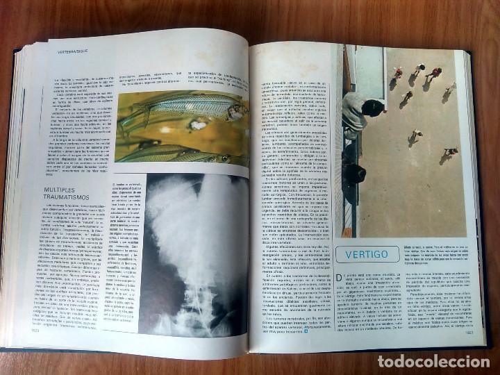Enciclopedias de segunda mano: LA MEDICINA Y LA SALUD - COMPLETA: 7 VOLÚMENES- ED RIODUERO MIÑÓN 1973 - 2160 PAG - Foto 21 - 189895342