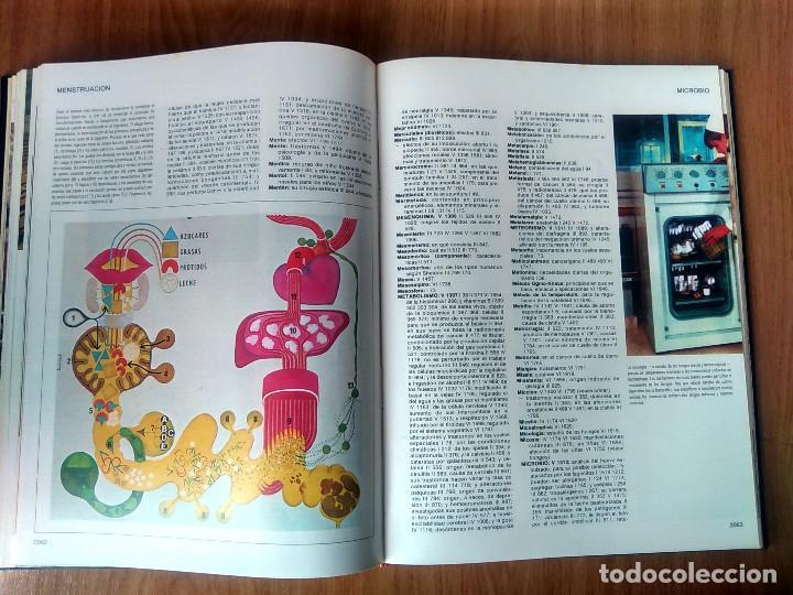 Enciclopedias de segunda mano: LA MEDICINA Y LA SALUD - COMPLETA: 7 VOLÚMENES- ED RIODUERO MIÑÓN 1973 - 2160 PAG - Foto 26 - 189895342