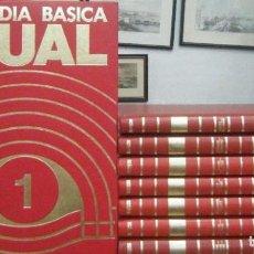 Enciclopedias de segunda mano: ENCICLOPEDIA BASICA VISUAL. 8 TOMOS. A-ENC-0302-SF-A. Lote 191087486