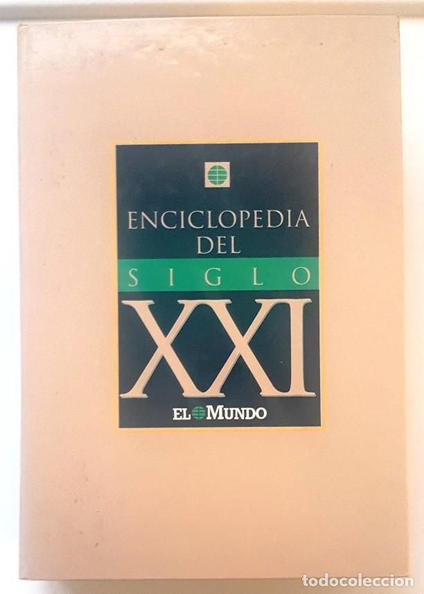 ENCICLOPEDIA DEL SIGLO XXI. EL MUNDO.1992. (Libros de Segunda Mano - Enciclopedias)