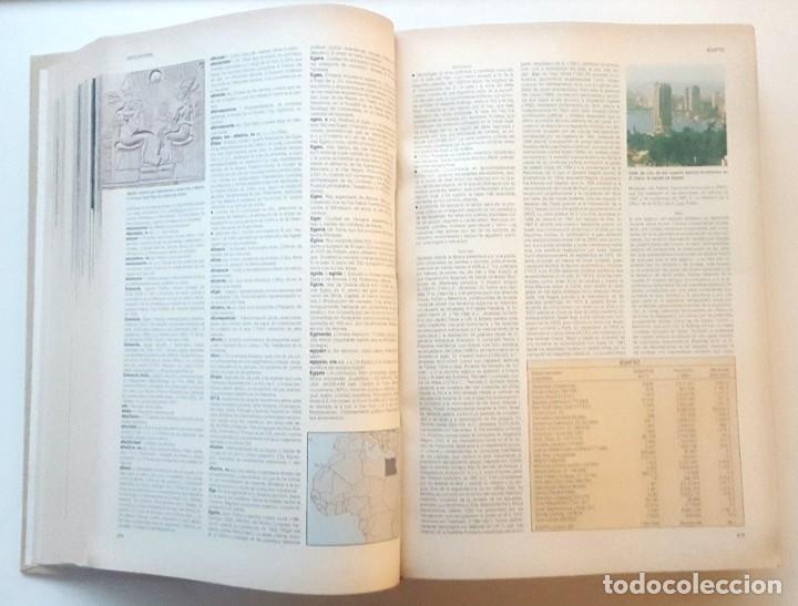 Enciclopedias de segunda mano: ENCICLOPEDIA DEL SIGLO XXI. EL MUNDO.1992. - Foto 5 - 191285061