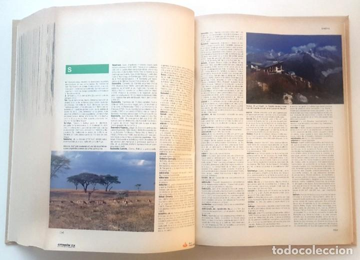 Enciclopedias de segunda mano: ENCICLOPEDIA DEL SIGLO XXI. EL MUNDO.1992. - Foto 8 - 191285061