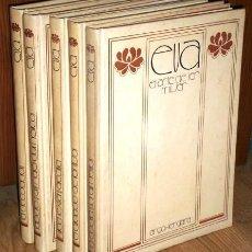Enciclopedias de segunda mano: EVA: EL ARTE DE SER MUJER 5T DIRIGIDA POR LUIS MIRACLE DE ED. ARGOS VERGARA EN BARCELONA 1978. Lote 191882425