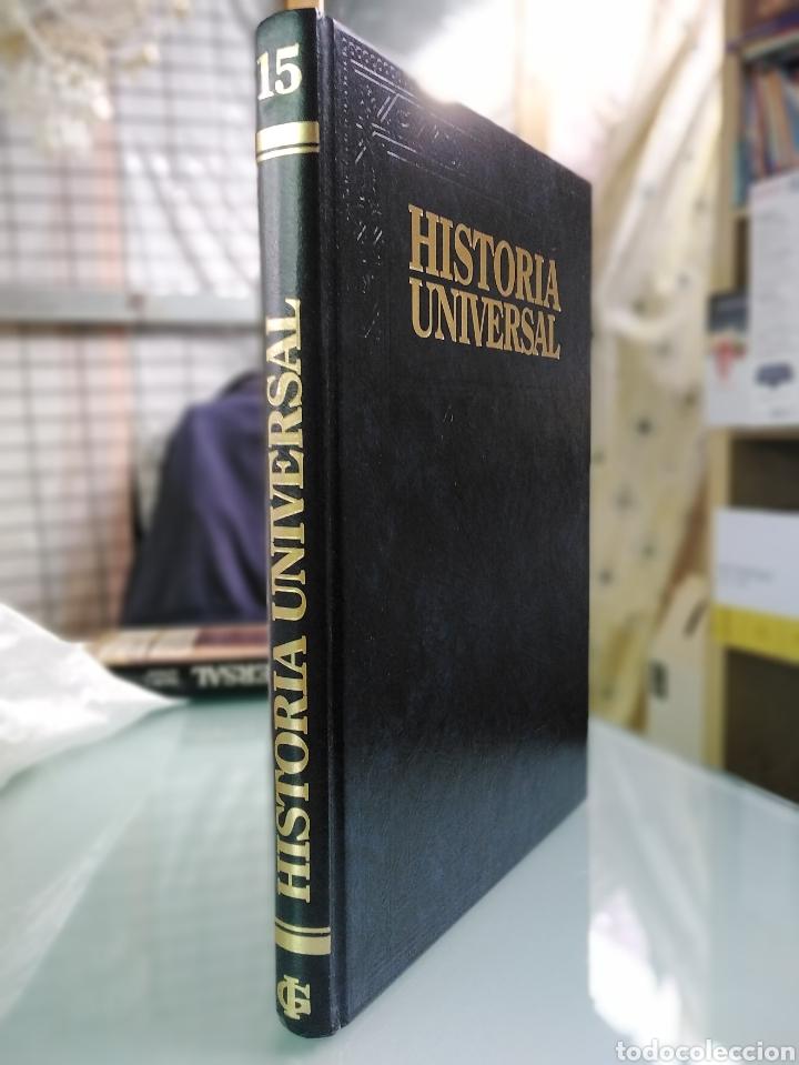 Enciclopedias de segunda mano: HISTORIA UNIVERSAL - VOLUMEN 15 - Siglo XIX - Instituto Gallach - Foto 3 - 191976083