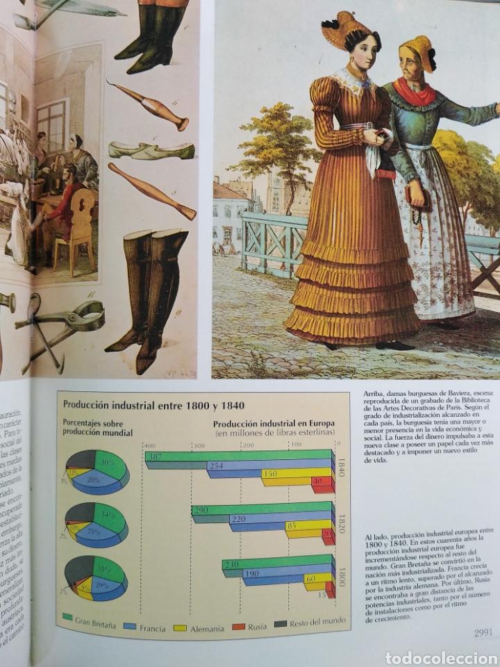 Enciclopedias de segunda mano: HISTORIA UNIVERSAL - VOLUMEN 15 - Siglo XIX - Instituto Gallach - Foto 9 - 191976083