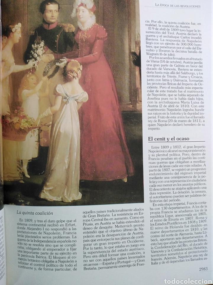 Enciclopedias de segunda mano: HISTORIA UNIVERSAL - VOLUMEN 15 - Siglo XIX - Instituto Gallach - Foto 10 - 191976083
