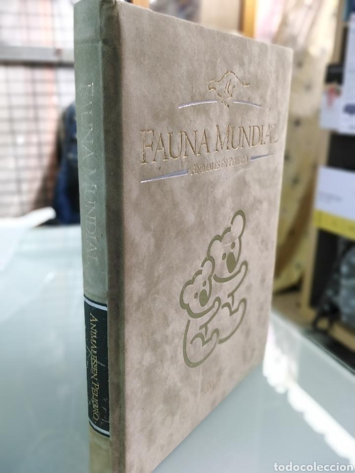 Enciclopedias de segunda mano: ENCICLOPEDIA SALVAT DE LA FAUNA MUNDIAL - ANIMALES EN PELIGRO - Foto 2 - 192042758