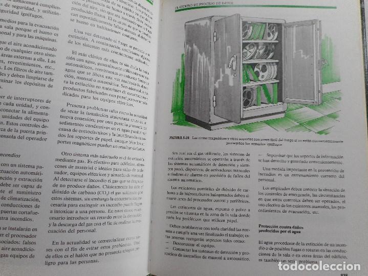 Enciclopedias de segunda mano: VV.AA Enciclopedia temática de informática (8 Tomos) Y98402T - Foto 3 - 192788982