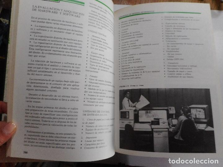 Enciclopedias de segunda mano: VV.AA Enciclopedia temática de informática (8 Tomos) Y98402T - Foto 4 - 192788982