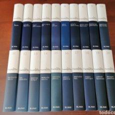 Enciclopedias de segunda mano: LA ENCICLOPEDIA EL PAÍS SALVAT 2003 1A EDICIÓN. Lote 192952566