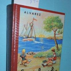 Livres d'occasion: ENCICLOPEDIA ÁLVAREZ: TERCER GRADO. ÁLVAREZ, ANTONIO. ED. EDAF. MADRID 2006. 22ª EDICIÓN. Lote 266487863