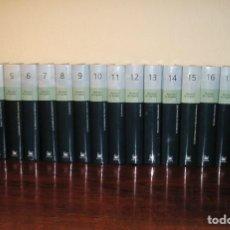 Enciclopedias de segunda mano: ENCICLOPEDIA HISTORIA DE ESPAÑA - ESPASA CALPE BIBLIOTECA EL MUNDO AUSTRAL 2004- 20 TOMOS (COMPLETA). Lote 194155806