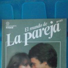 Enciclopedias de segunda mano: 23 REVISTAS EL MUNDO DE LA PAREJA.. Lote 194195986