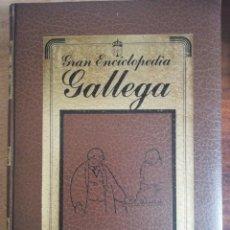 Enciclopedias de segunda mano: GRAN ENCICLOPEDIA GALLEGA. VV.AA. TOMO 2 (DE 30). ALPE-ASTRO. EDICIÓN LUJO. Lote 194295366