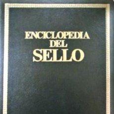 Enciclopedias de segunda mano: ENCICLOPEDIA DEL SELLO (TRES TOMOS) - SARPE. Lote 189353966