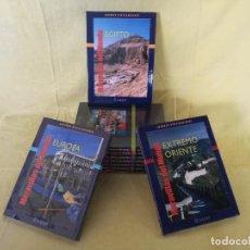 Enciclopedias de segunda mano: ENCICLOPEDIA MARAVILLAS DEL MUNDO, 10 TOMOS, COMPLETA, AUPPER, 9 PRECINTADOS. Lote 194765943