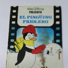 Enciclopedias de segunda mano: EL PINGÜINO FRIOLERO. Lote 194770688