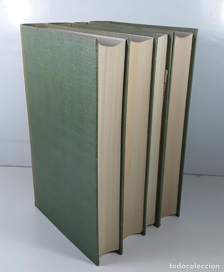Enciclopedias de segunda mano: BIBLIOTECA DE AUTORES ESPAÑOLES. 4 TOMOS. VARIOS AUTORES. MADRID. 1953/57. - Foto 2 - 194860006