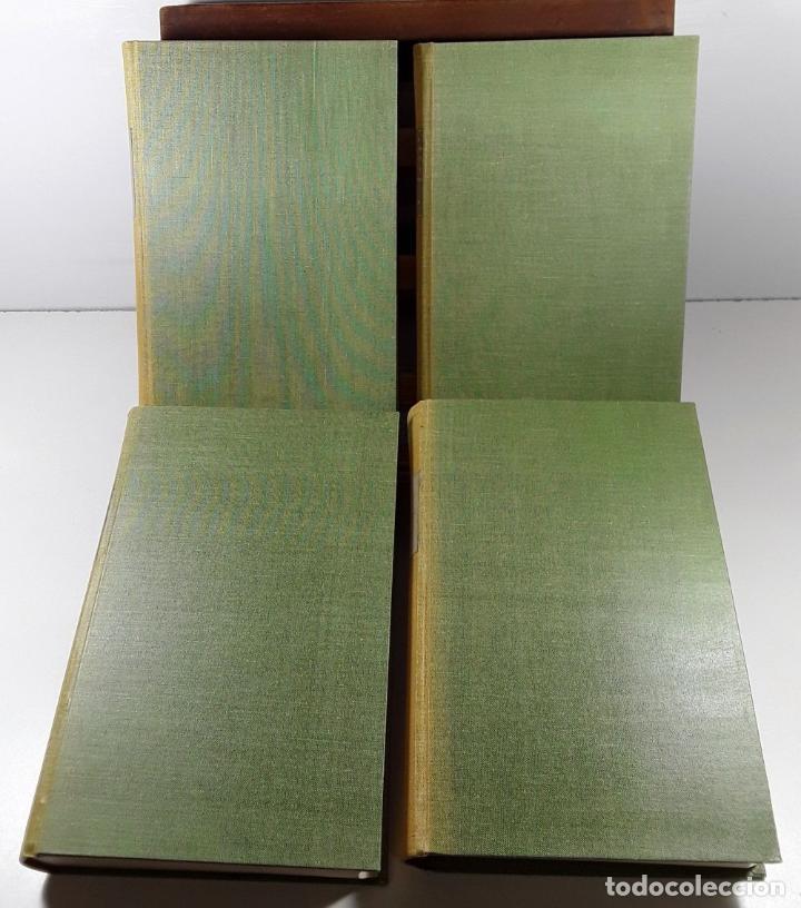 Enciclopedias de segunda mano: BIBLIOTECA DE AUTORES ESPAÑOLES. 4 TOMOS. VARIOS AUTORES. MADRID. 1953/57. - Foto 3 - 194860006