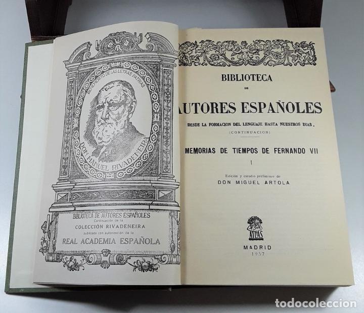 Enciclopedias de segunda mano: BIBLIOTECA DE AUTORES ESPAÑOLES. 4 TOMOS. VARIOS AUTORES. MADRID. 1953/57. - Foto 8 - 194860006