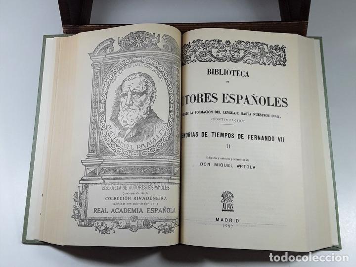 Enciclopedias de segunda mano: BIBLIOTECA DE AUTORES ESPAÑOLES. 4 TOMOS. VARIOS AUTORES. MADRID. 1953/57. - Foto 10 - 194860006
