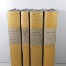 Enciclopedias de segunda mano: BIBLIOTECA DE AUTORES ESPAÑOLES. 4 TOMOS. VARIOS AUTORES. MADRID. 1953/57.. Lote 194860006