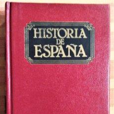 Enciclopedias de segunda mano: HISTORIA DE ESPAÑA (9 TOMOS) - CLUB INTERNACIONAL DEL LIBRO. Lote 194888296